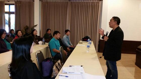 บรรยาย Social Network for PR – คณะแพทย์ มช.