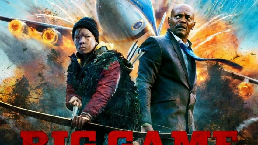 รีวิวหนัง  Big Game   – เกมล่าประธานาธิบดี