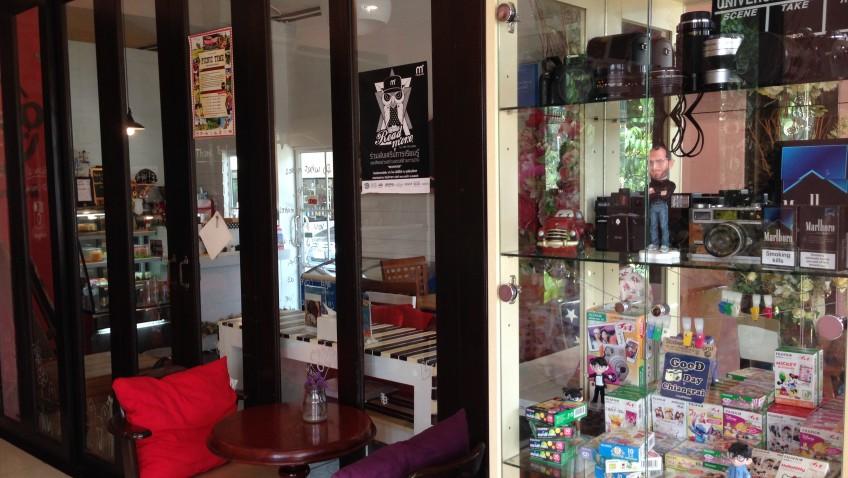 รีวิวร้าน LOMO Café เชียงราย