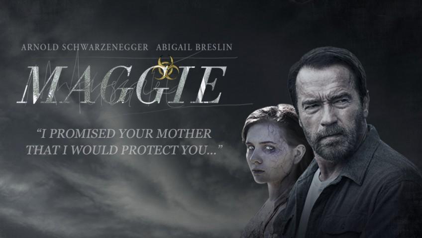 รีวิวหนัง Maggie : ซอมบี้ลูกคนเหล็ก