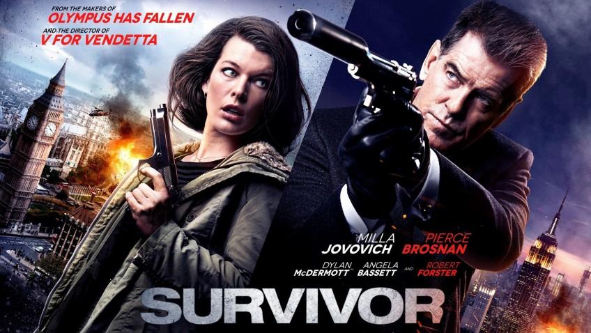 รีวิวหนัง SURVIVOR – เกมล่าระเบิดเมือง
