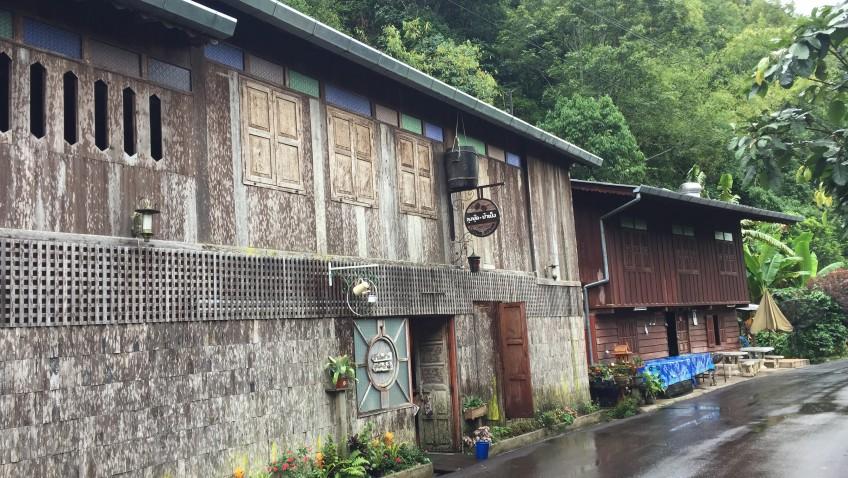 รีวิวร้านกาแฟเชียงใหม่ : บ้านฮิมห้วย ลุงปุ๊ด  ป้าเป็ง