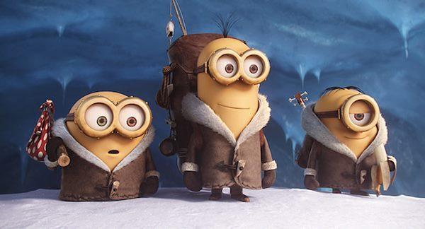 รีวิวหนัง Minions