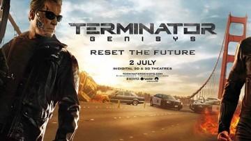 รีวิวหนัง Terminator 5 : คนเหล็ก มหาวิบัติจักรกลยึดโลก