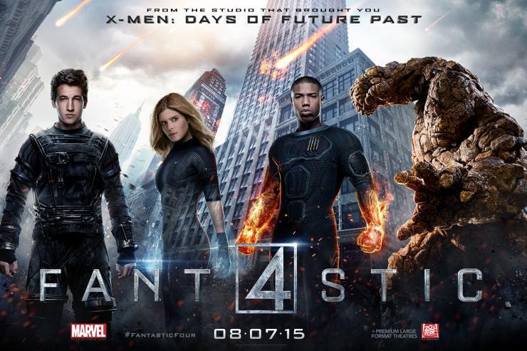 รีวิวหนัง Fantastic 4 2015