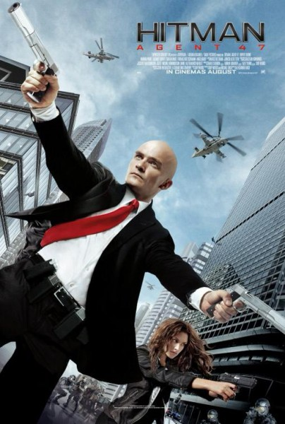 รีวิวหนัง   Hitman Agent 47