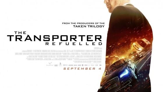 รีวิวหนัง | The Transporter Refueled | คนระห่ำคว่ำนรก | Transporter4
