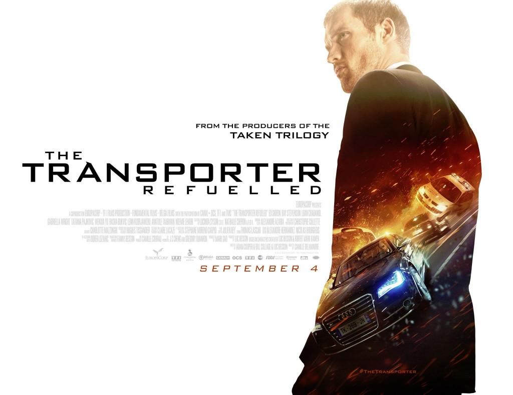รีวิวหนัง Transporter4