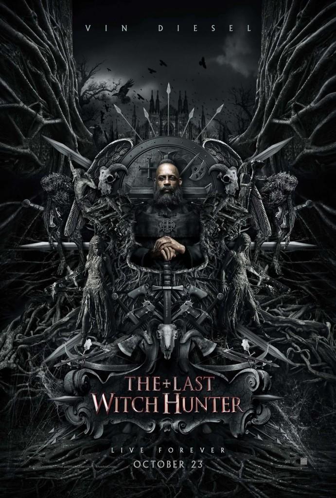 รีวิวหนัง Last Witch Hunter