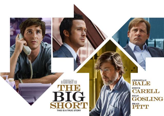 รีวิวหนัง | The Big Short เกมฉวยโอกาสรวย