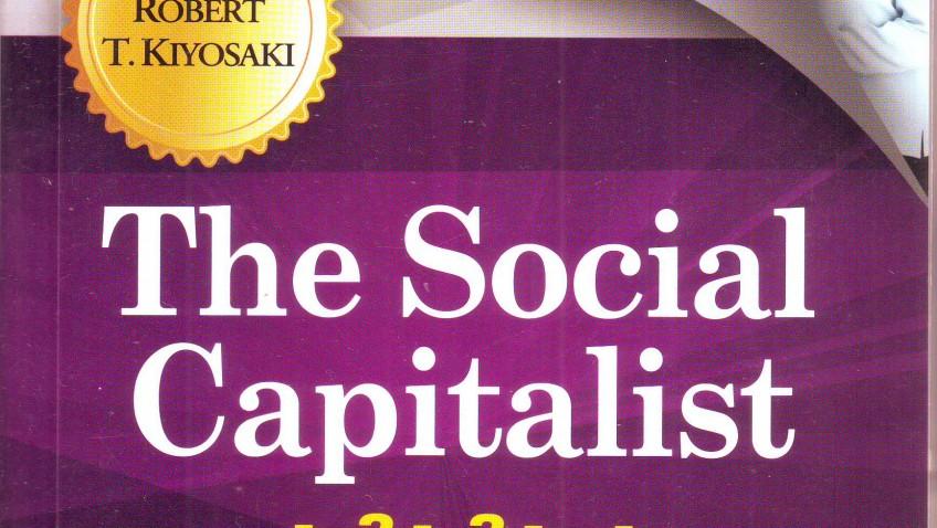 หนังสือน่าอ่าน | The Social Capitalist รวยแล้วให้ ให้แล้วรวย