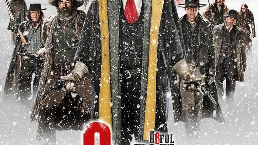 รีวิวหนัง  The Hateful Eight : 8 พิโรธโกรธแล้วฆ่า