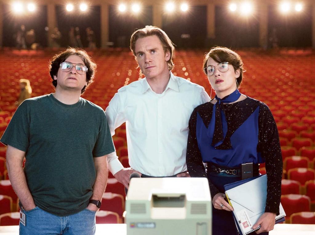 รีวิวหนัง Steve Jobs