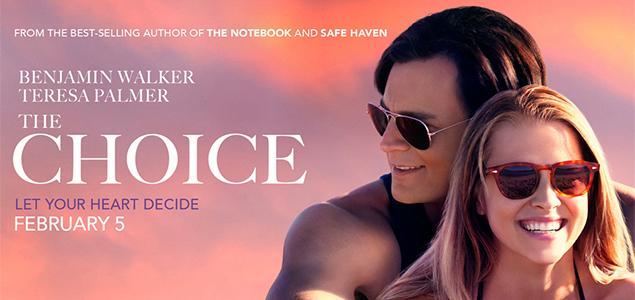 รีวิวหนัง The Choice ถ้าเลือกได้คือรักเธอ