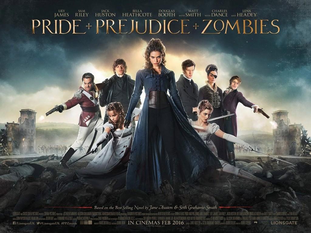 รีวิว Pride Prejudice Zombies
