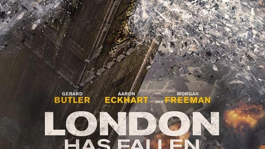 รีวิวหนัง London Has Fallen ผ่ายุทธการถล่มลอนดอน