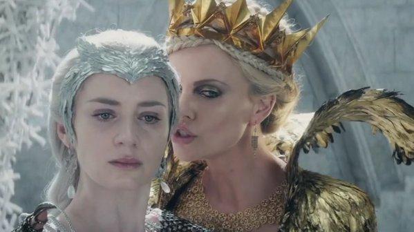 รีวิว พรานป่ากับราชินีน้ำแข็ง