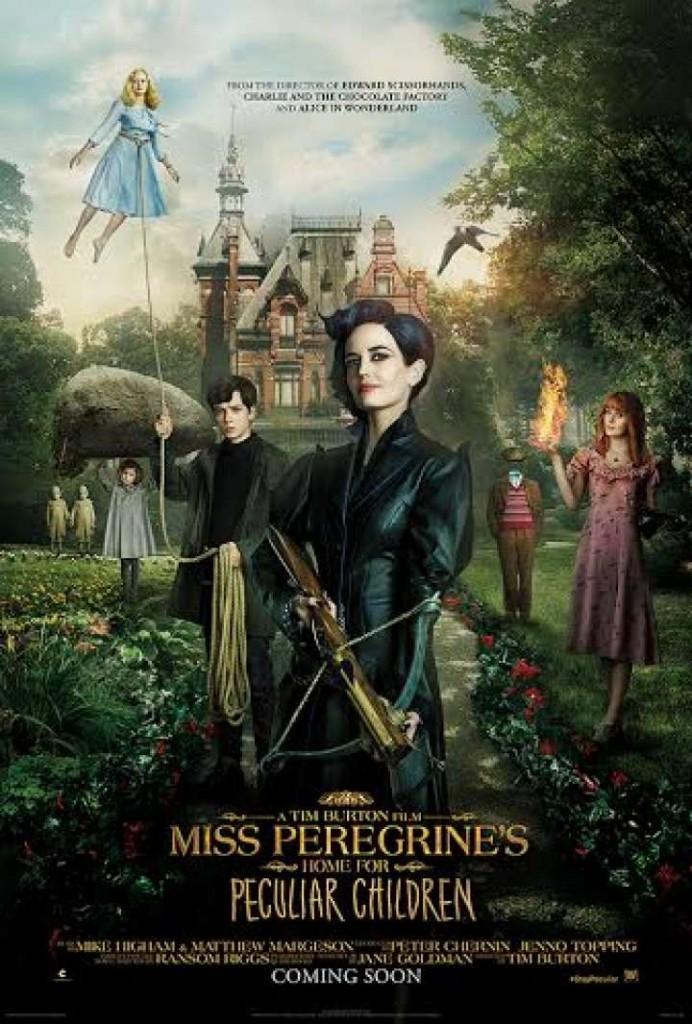 รีวิวหนัง MISS PEREGRINES