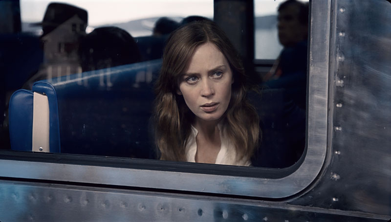 รีวิว The Girl on the train