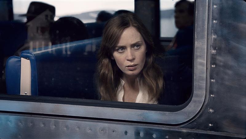 รีวิว The Girl on the train