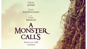 รีวิวหนัง A Monster Calls มหัศจรรย์เรียกอสูร