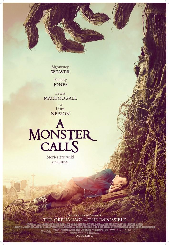 รีวิวหนัง A Monster Calls