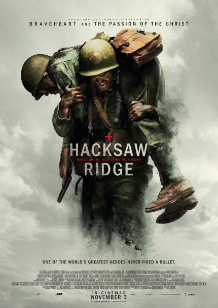 รีวิวหนง hacksaw ridge