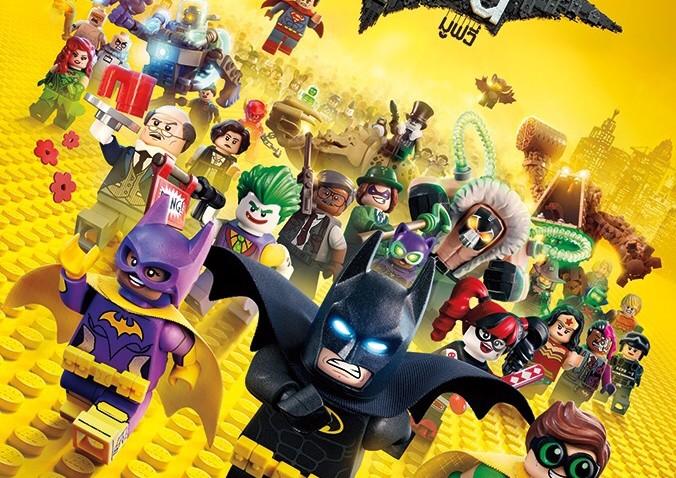 รีวิวหนัง The Lego Batman Movie
