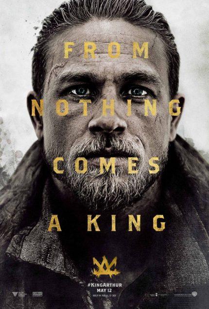 รีวิวหนัง King Arthur