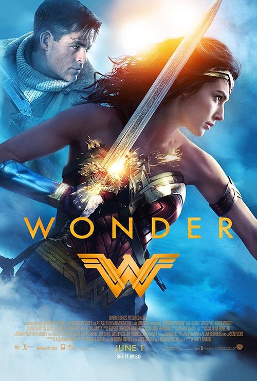 รีวิวหนัง  Wonder Woman
