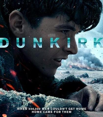 รีวิวหนัง Dunkirk ดันเคิร์ก