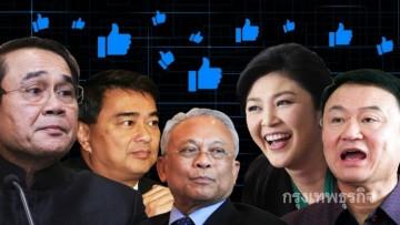 ให้สัมภาษณ์ กรุงเทพธุรกิจ เรื่อง การใช้ Social Media ของนักการเมืองไทย