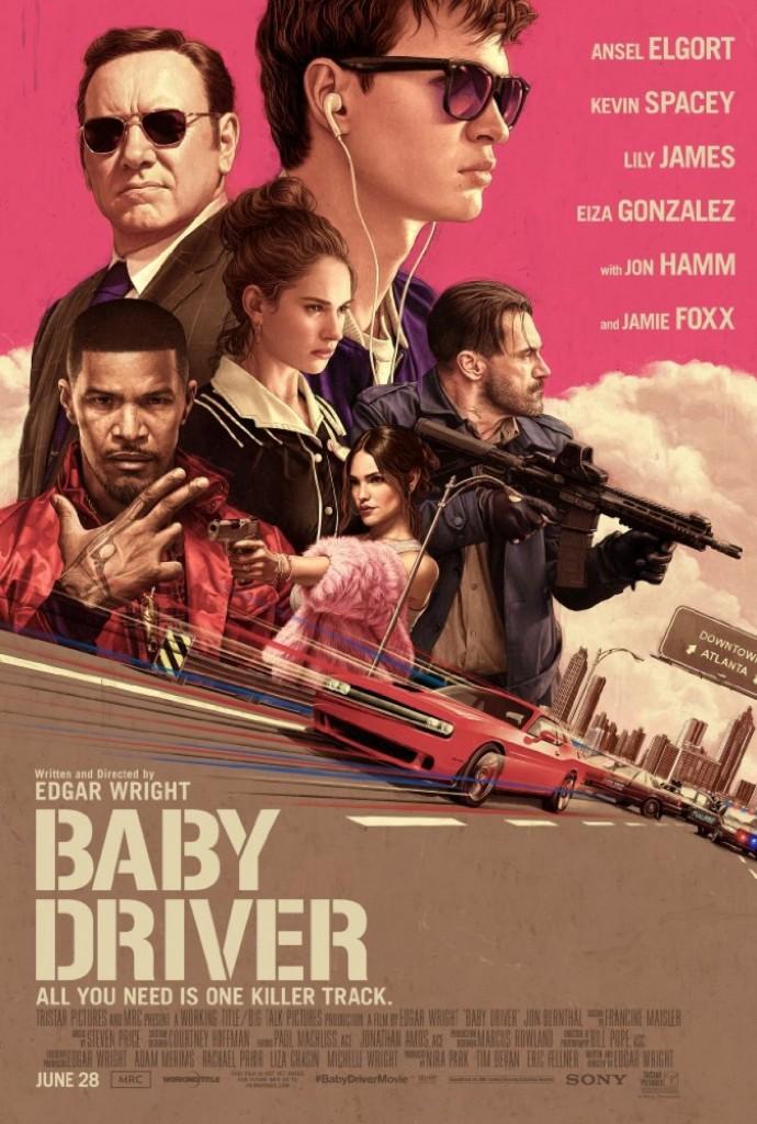 รีวิวหนัง Baby Driver