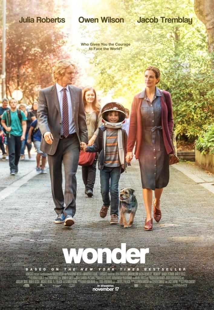poster หนัง Wonder