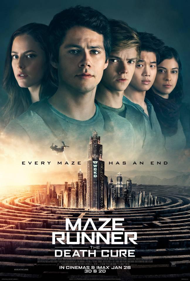 รีวิว Maze Runner 3