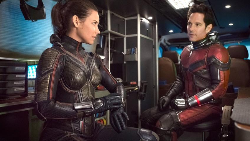รีวิวหนัง Ant-Man and the Wasp