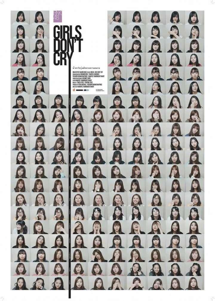 รีวิวหนัง BNK48 Girls don't  cry