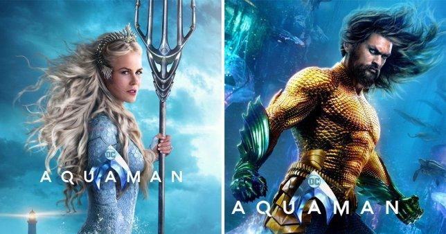 รีวิว หนัง Aquaman เจ้าสมุทร